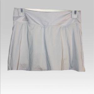 Adidas Advantage Tennis Skirt Sz S/L(slim large)